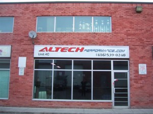 "Welcome to Altech Performance, Toronto's Honda & Acura ""Car Doc"""