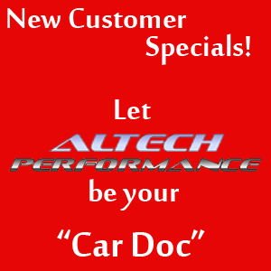 New customers receive a discount at Altech Performance